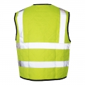 Max - Safety Evaporative Cooling Vest - Yellow - XXL