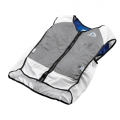Hybrid Cooling Vest - Silver - XS- 75-79cm Chest