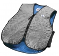 Evaporative Cool Vest - Medium - Chest 92.5-97.5cm - Silver