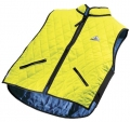 Evaporative Cooling Deluxe Sport Vest - High Viz Lime - Large