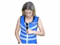 Blue Cooling Vest  - Chest 110 cms - XXL