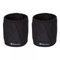 Evaporative Cooling Wrist Wraps (2) - Black