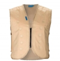 Dry Evaporative Chill Vest - Khaki - Small