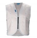 Dry Evaporative Chill Vest - Silver Grey