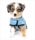 Hurtta Dog Cooling Coat - Size 75cm - Blue