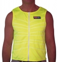 Yellow Cooling Vest  - Chest 95 cms - M