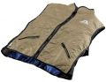 Evaporative Cool Deluxe Vest - Female - Khaki - 1X