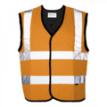 Max - Safety Evaporative Cooling Vest - Orange - XL