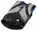 Evaporative Cycling Cool Vest - Silver/Black - Small
