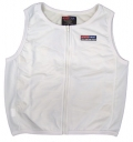 White Cooling Vest - Chest 120 cms - 4XL